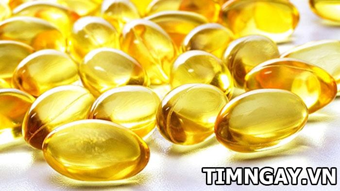 Công dụng viên vitamin E đối với sức khỏe và sự trẻ đẹp của chị em 1