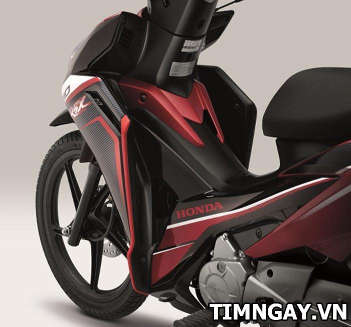 Đánh giá xe Wave RSX 110cc về thiết kế và khả năng vận hành 1