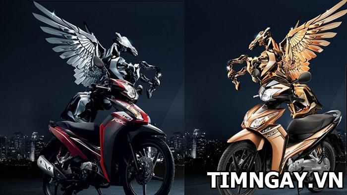 Đánh giá xe Wave RSX 110cc về thiết kế và khả năng vận hành 3