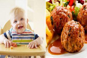 Điểm danh những thực phẩm giàu sắt mẹ cần bổ sung cho bé
