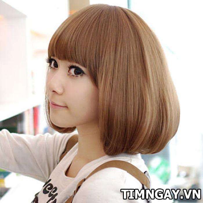 Lý giải sức hút kỳ lạ của kiểu tóc bob uốn cụp với giới trẻ 1