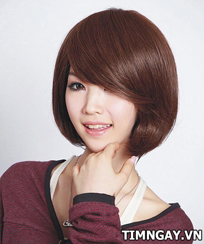 Lý giải sức hút kỳ lạ của kiểu tóc bob uốn cụp với giới trẻ 2