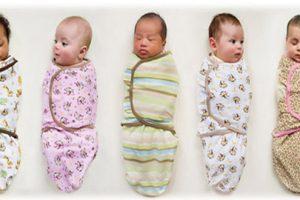 Mẹo chữa giật mình cho trẻ sơ sinh giúp trẻ ngủ ngon mau lớn