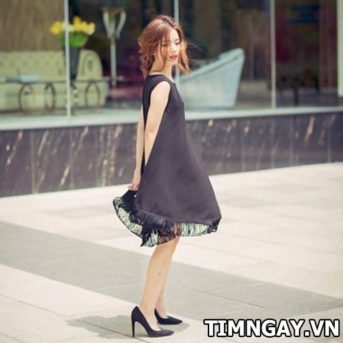 Những chiếc váy suông đẹp tôn lên sự duyên dáng cho phái nữ 1