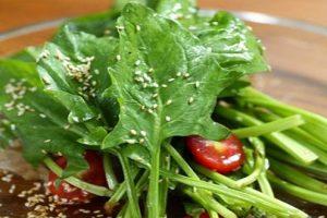 Những công dụng bất ngờ của rau bina với sức khỏe gia đình bạn