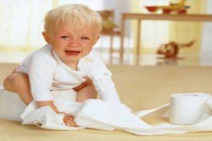 Những điều mẹ phải làm ngay khi trẻ sơ sinh rối loạn tiêu hóa