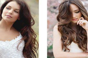Những kiểu tóc dành cho cô dâu mặt tròn xinh tươi và nổi bật nhất