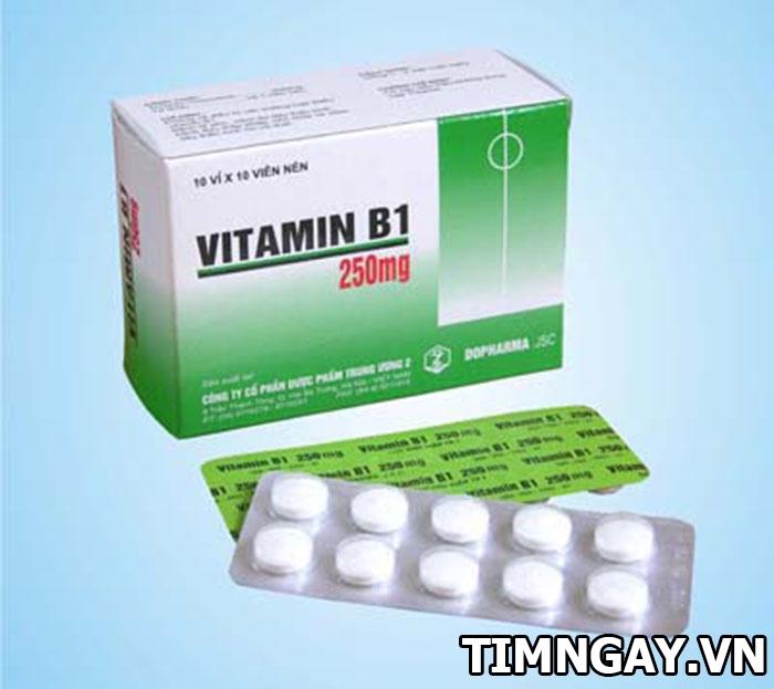 Tác dụng của vitamin B1 đối với da, những công thức làm đẹp hiệu quả 1