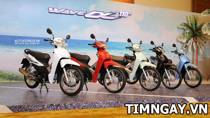Xem các loại xe máy Honda không thể bỏ qua 3 dòng xe đình đám này 3