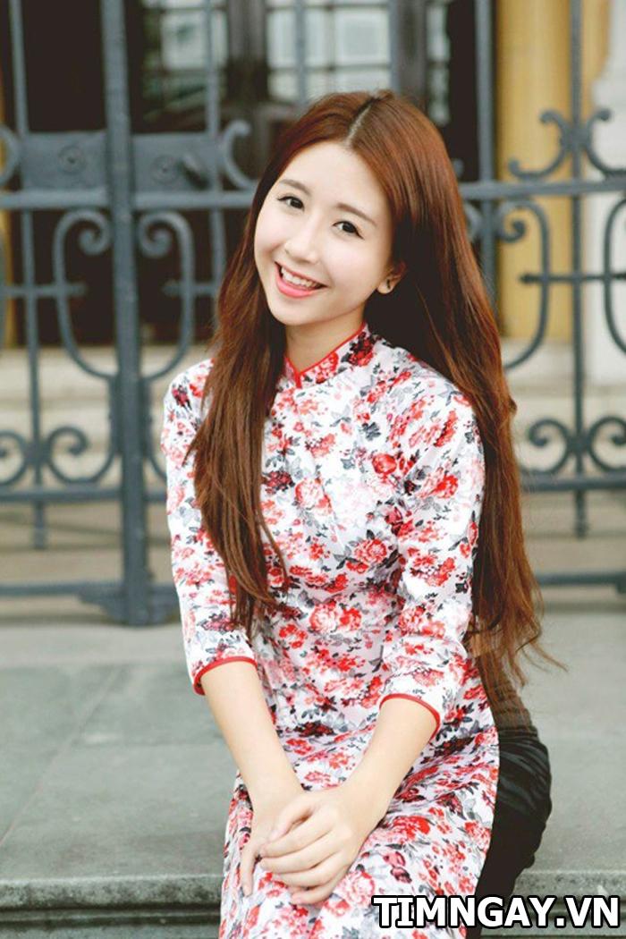 Xinh như gái Hàn Quốc nhờ các kiểu tóc mái dễ thương sinh viên 3
