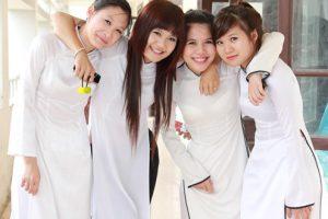 Xinh như gái Hàn Quốc nhờ các kiểu tóc mái dễ thương sinh viên
