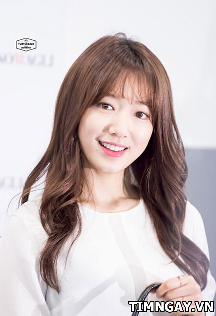 Xinh như gái Hàn Quốc nhờ các kiểu tóc mái dễ thương sinh viên 5