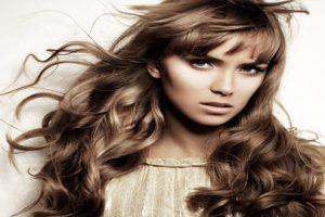 Xoăn sóng nước lọn to kiểu tóc phù hợp với mọi khuôn mặt