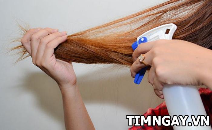 Bí quyết không cần đến salon bạn vẫn có mái tóc duỗi tự nhiên tại nhà2