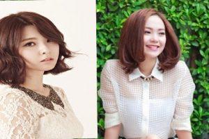 Biến tấu với 4 kiểu tóc xoăn nhẹ ngang vai cực trẻ trung