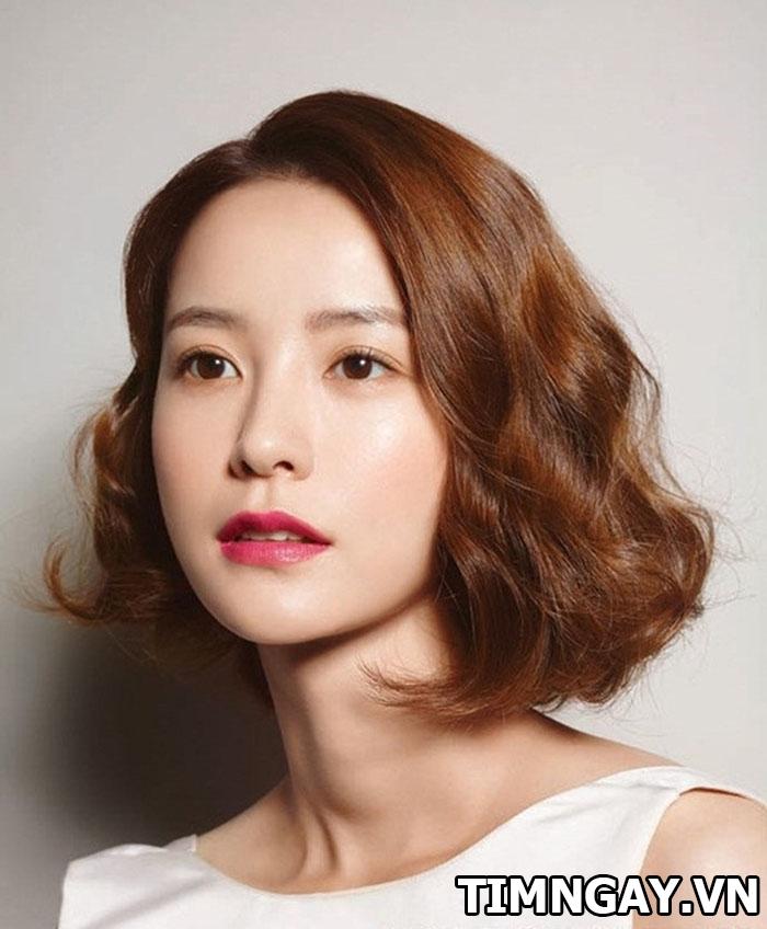 Các kiểu tóc ngang vai cho cô nàng xinh đẹp và thời thượng 1