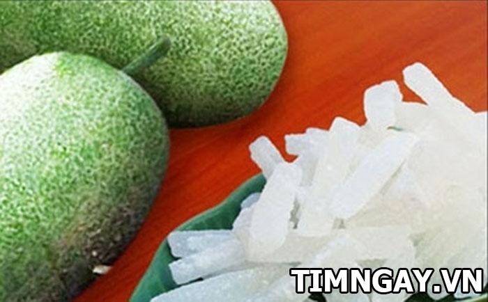 Cách làm mứt bí đao thơm ngon bổ dưỡng với 5 bước đơn giản 1