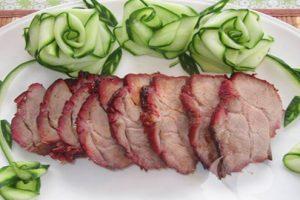 Cách làm thịt xá xíu không cần lò nướng cực đơn giản