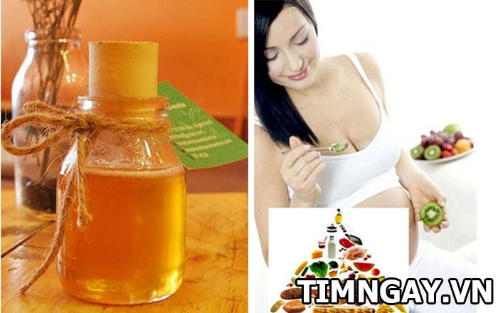 Chuyên gia giải đáp thắc mắc: bà bầu uống mật ong có tốt không? 2