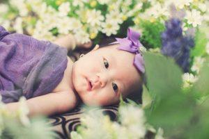 Cúng đầy tháng cho bé gái đúng nhất cho tương lai sáng lạng