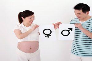 Dấu hiệu nhận biết mang thai trai hay gái không cần tới siêu âm