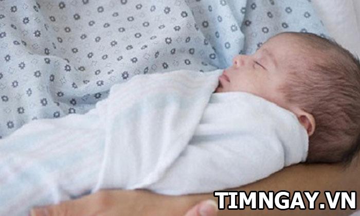 Làm thế nào để trẻ sơ sinh ngủ sâu giấc? Bí quyết cho bé ngủ ngon 2