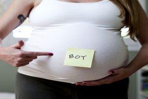 Mang thai con trai thèm ăn gì? mẹo nhỏ giúp mẹ xác định giới tính của con