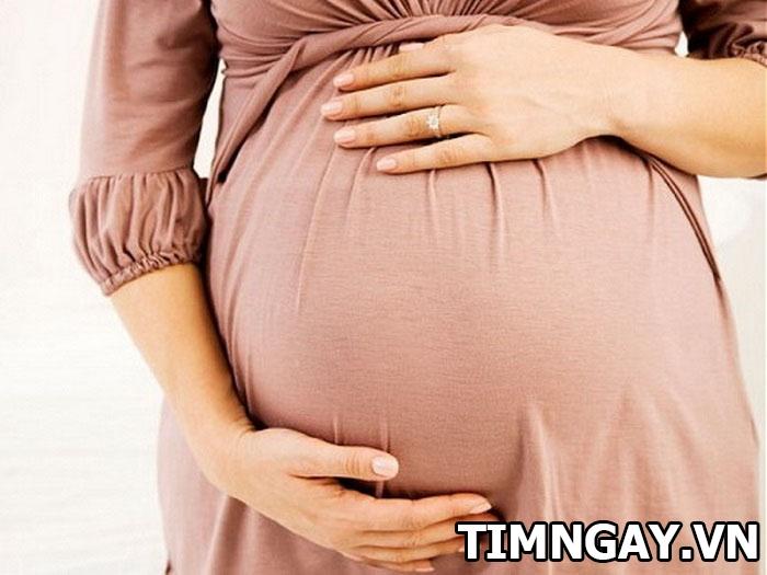 Mẹ bầu cần hết sức lưu ý 4 biểu hiện sắp sinh trong một vài giờ tới 2