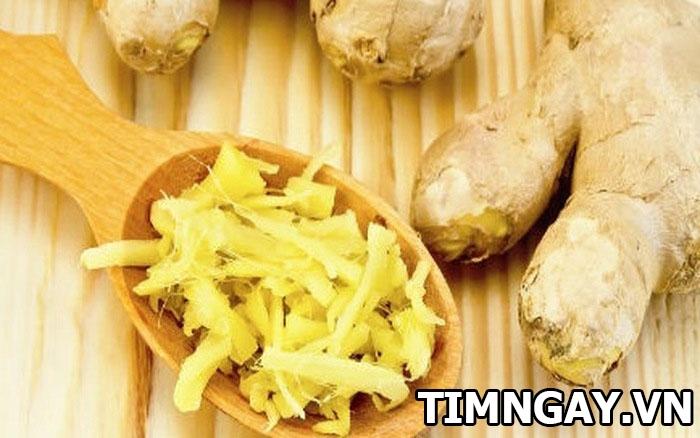 Mẹo nhanh hết kinh đơn giản với những thực phẩm hàng ngày 2