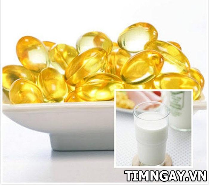 Những điều cần biết về tác dụng của vitamin E đối với da mặt 2