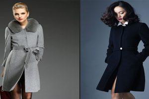 Những mẫu áo dạ đẹp 2017 mới nhất cho nàng duyên dáng