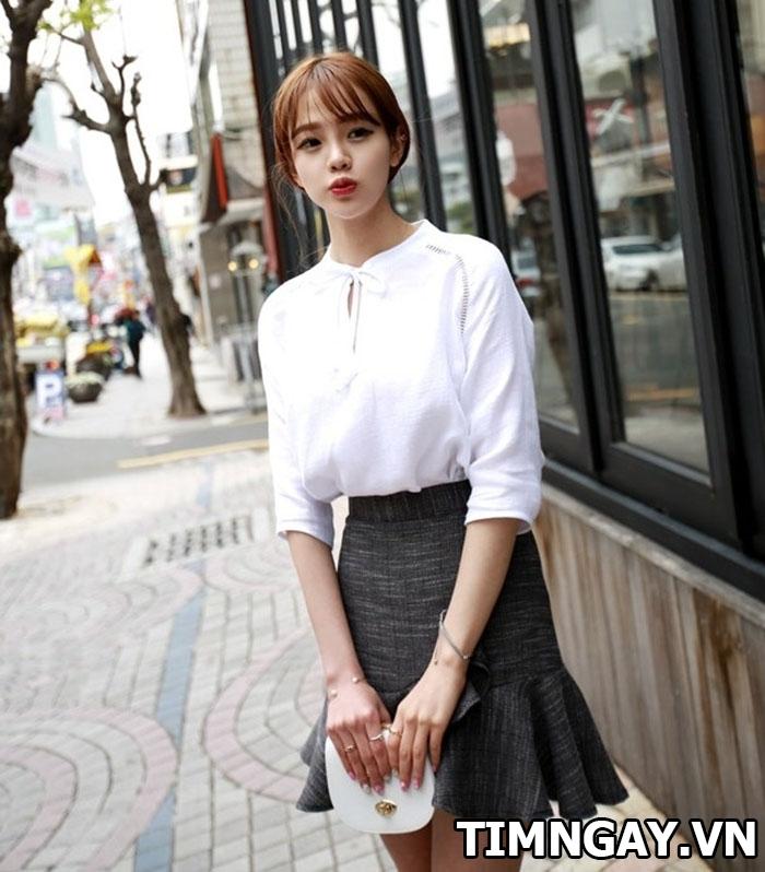 Những mẫu áo đẹp nhất hè cho bạn gái trẻ trung, sành điệu 1