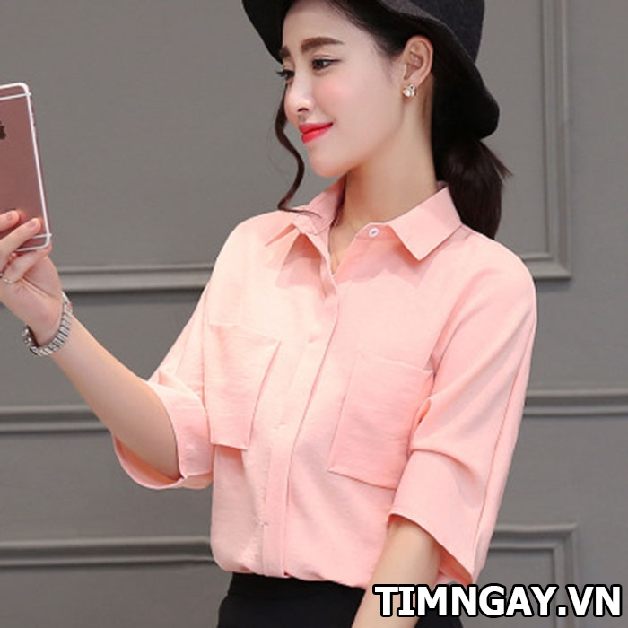 Những mẫu áo đẹp nhất hè cho bạn gái trẻ trung, sành điệu 2