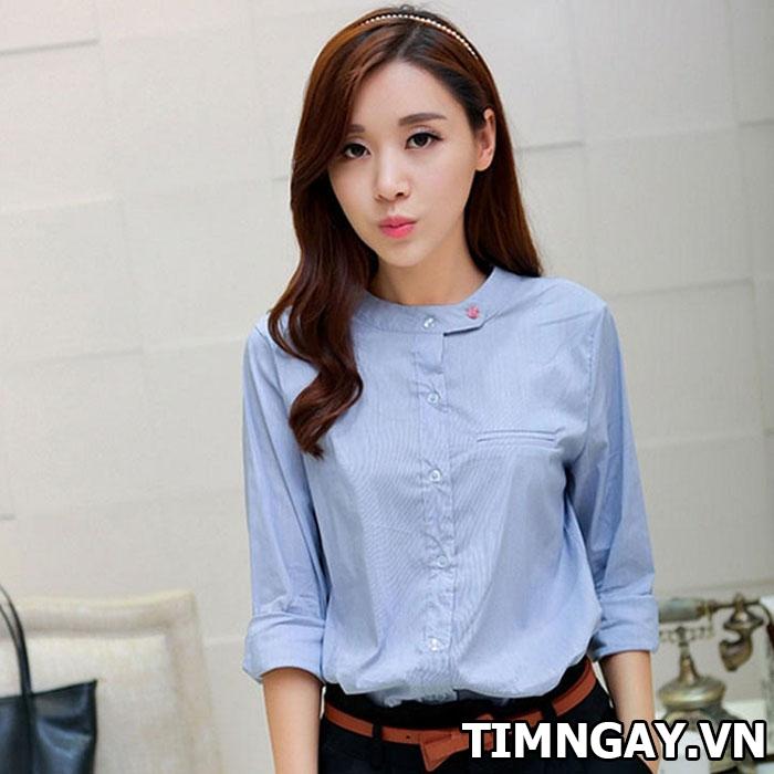 Những mẫu áo đẹp nhất hè cho bạn gái trẻ trung, sành điệu 3