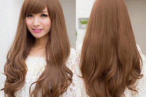 Nhuộm màu tóc nâu đồng phong cách như sao Việt