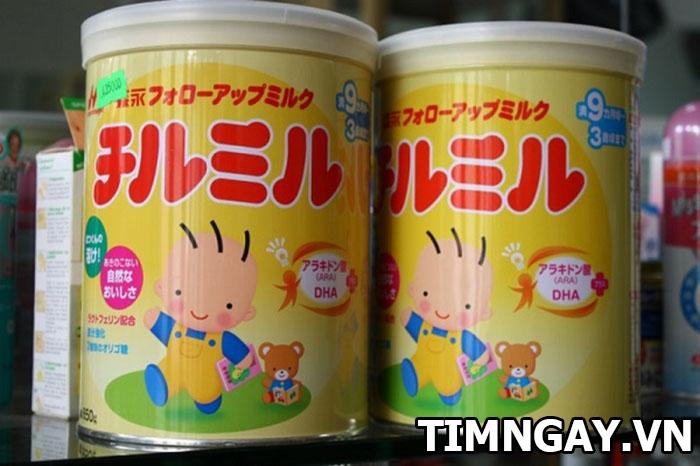 Sữa Meiji của Nhật – thương hiệu được ưa chuộng số 1 Nhật Bản 1