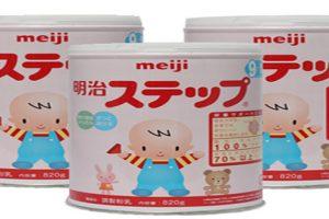 Sữa Meiji của Nhật – thương hiệu được ưa chuộng số 1 Nhật Bản