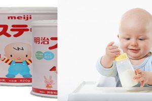 Sữa Meiji – Lựa chọn hoàn hảo dành cho bé yêu của bạn