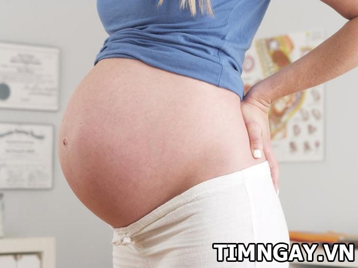 Thai 38 tuần gò nhiều có phải sắp sinh không hay là dấu hiệu nguy hiểm?1