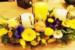 Tìm cách cắm hoa cúc vàng như thế nào để gặp nhiều may mắn?