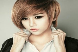 Tóc tomboy Hàn Quốc đẹp, phong cách cho nàng cá tính