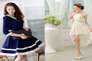 Tuyển tập mẫu váy đẹp thời trang, dịu dàng, phong cách