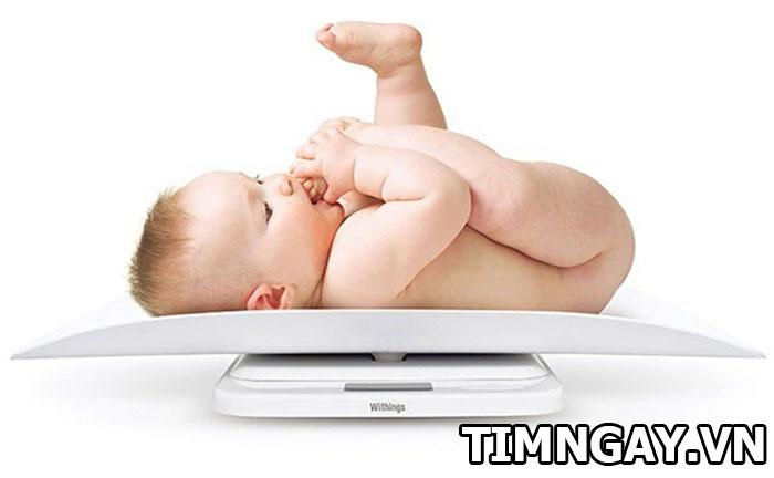 Vì sao trẻ chậm tăng cân? Cách giúp trẻ sơ sinh tăng cân hiệu quả 1