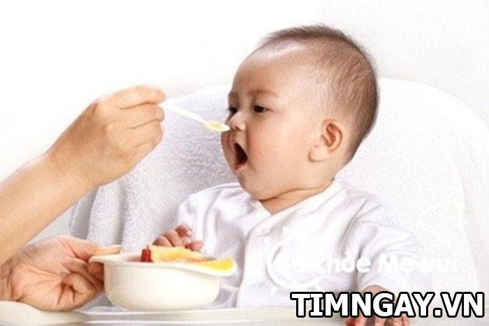 Vì sao trẻ chậm tăng cân? Cách giúp trẻ sơ sinh tăng cân hiệu quả 4