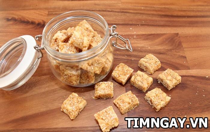 Cách làm kẹo đậu phộng giòn tan cho cuối tuần rộn ràng 8