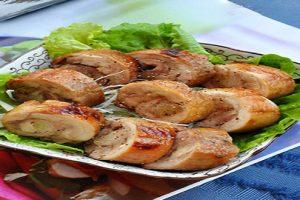 Cùng vào bếp với món gà nướng giấy bạc cực thơm ngon