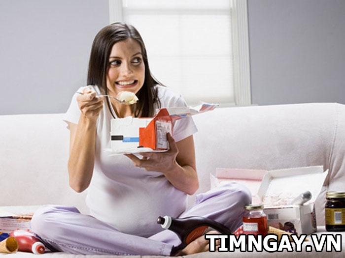 Mang thai 3 tháng đầu bà bầu nên ăn gì để tốt nhất cho mẹ và bé? 4