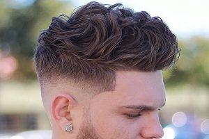 F5 bằng tóc xoăn nam nhẹ siêu đẹp, cực chất