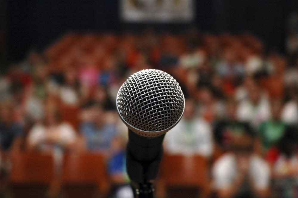 4 bí quyết để buổi diễn thuyết tuyệt vời mà không khô khan