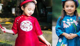 Nhập buôn giá gốc hàng thời trang trẻ em phục vụ tết 2018 mẫu mới nhất